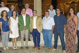 Entrega de los Premis Literaris Pare Colom