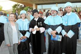 Graduación en la Facultat d'Educació