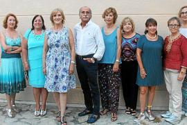 Cena a la fresca de la Associació de Veïns de Sant Jaume