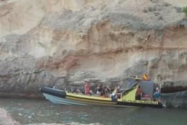 Sos Can Vairet denuncia 'boat parties' en la reserva marina de El Toro