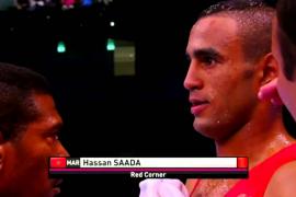 Arrestan a un boxeador marroquí acusado de acoso sexual en la Villa Olímpica