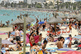 Lleno total en Mallorca