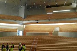 Palau de Congresos tasa en 630.000 euros la indemnización a Acciona