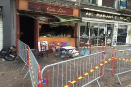 Un incendio deja 13 muertos en un bar de la ciudad francesa de Rouen