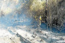 Continúa la alerta por incendios en Baleares