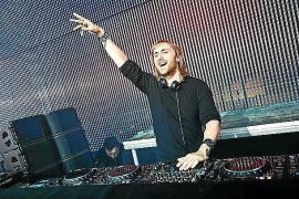 David Guetta aterriza en Mallorca