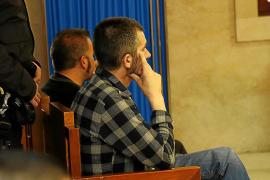 Condenado por amenazar a uno de los miembros de la banda de paramilitares