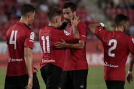 El Mallorca supera al WBA gracias a un tanto de Brandon