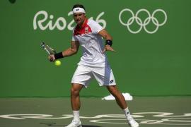 Ferrer y Bautista avanzan a segunda ronda y la pareja Medina-Parra dice adiós