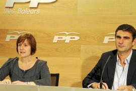 El PP dice que Calvo quiere prorrogar los presupuestos y Alcover lo niega