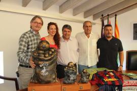 El Mallorca se enfrentará al Poblense en el Trofeo s'Agricultura