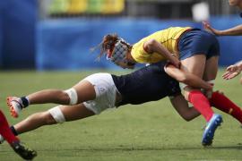 España cae de nuevo ante Francia en su adiós a los Juegos