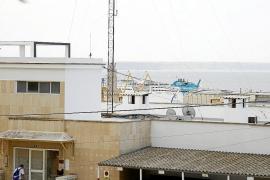 Los vecinos de La Bonanova-Portopí no soportan más el ruido de los barcos