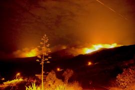 El incendio de La Palma, ya estabilizado, ha afectado al 6,8 % de la isla