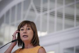 El «no rotundo» a Rajoy une a todo el PSIB en torno a Francina Armengol