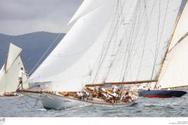Las grandes leyendas de la vela mundial de Época y Clásicos compiten en Palma