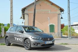 Fiat Tipo 5 puertas: Compacto y 'viajero'
