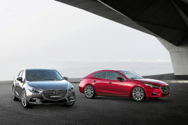 Récord de ventas de Mazda en el primer trimestre de su año fiscal