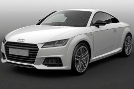 Black Line Edition; más personalización para Audi