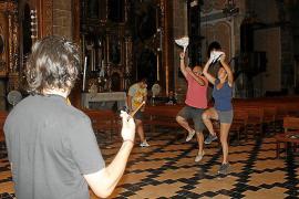 Aina Sastre, a un paso de estrenarse en el papel de Dama con los Cossiers