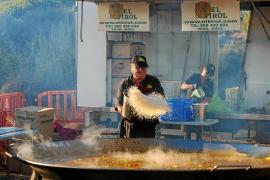 Pasacalles y paella mixta para celebrar la tradicional 'berenada popular' de Sant Ciriac