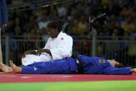El judo español se marcha de nuevo de vacío de unos Juegos