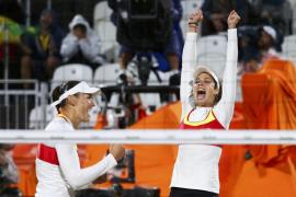 Liliana y Elsa se imponen a Brasil