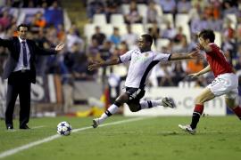 Castigo excesivo para el Valencia (0-1)