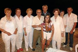 Festa de Blanc Solidària en Sant Honorat