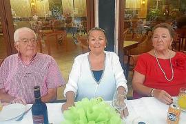 Cumpleaños de Manuela de la Vega
