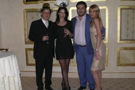 Despedida del 2009 en el hotel Son Vida