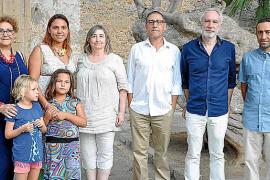 Homenaje al artista Gerard Matas
