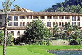 Detenidos cuatro británicos por no pagar 4.113 euros en un hotel de lujo en Son Vida