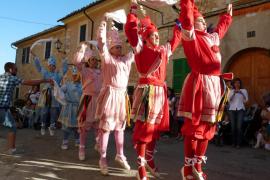 El baile de los cossiers de Alaró, declarado Fiesta de Interés Cultural