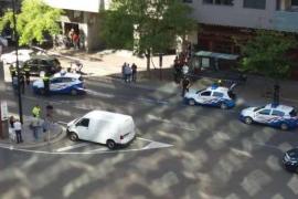 Un hombre dispara a su mujer y su hija y después intenta suicidarse en Zaragoza