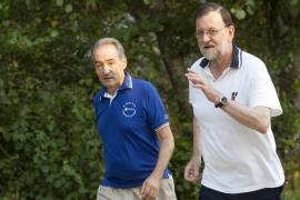 Rajoy, de vacaciones