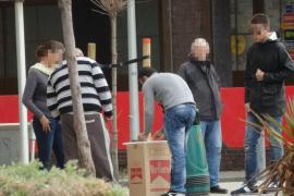 Detenidos siete miembros de 'Los Bustamantes' por robo y estafa en s'Arenal