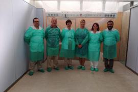 En marcha las obras de acondicionamiento de la UCI del hospital de Manacor