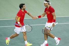 Oro para Rafael Nadal y Marc López