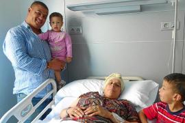 Un ferry que iba de Tánger a Génova se desvía a Alcúdia tras dar a luz una pasajera a bordo