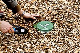 Los Tedax localizan una mina antipersona en una calle del barrio de sa Gerreria