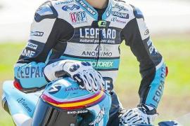 El piloto mallorquín Joan Mir consigue su primera 'pole' en Moto3