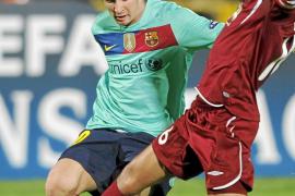 El muro tártaro para al Barça