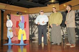 La corrupción política llega al Municipal con la nueva comedia de Sa Boira