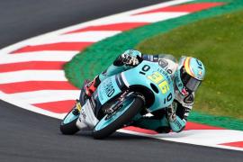 Joan Mir gana el Gran Premio de Austria en Moto3
