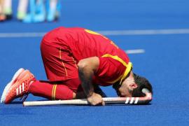 Un 'stroke' en el minuto final deja fuera a España de las semifinales de hockey