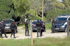 El clan de 'Los Benabad', acusado del asalto del rancho La Paz de s'Aranjassa