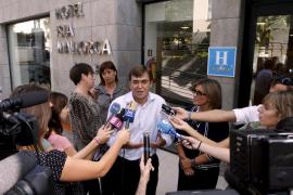 Antich: «Es necesario intensificar el pacto y el concierto con los sindicatos»