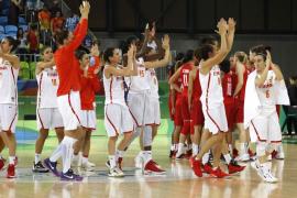 España vence a Canadá y jugará en cuartos contra Turquía
