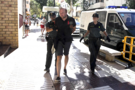 Pasa a disposición judicial el hombre detenido por causar el incendio de S'Espalmador